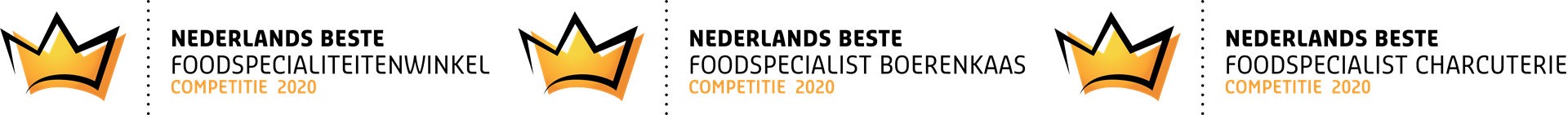 Logo's Nationale Competitie 2020