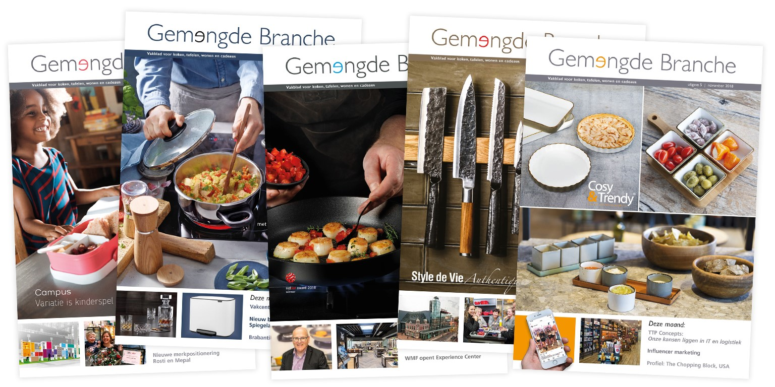 Gemengde Branche cover