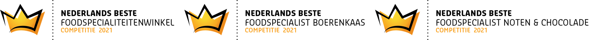 Logo's Nationale Competitie 2021